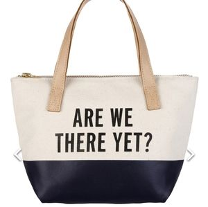 "Kate Spade bag ""Are We There Yet?"" Tote"